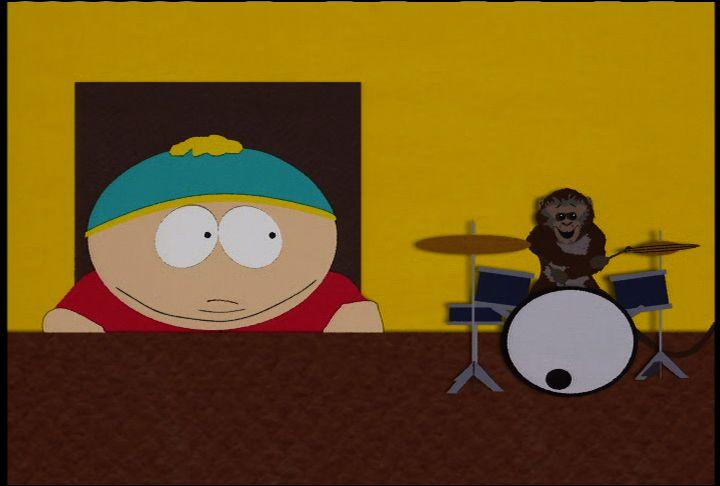 Monkey In A Box Video Clip South Park Studios